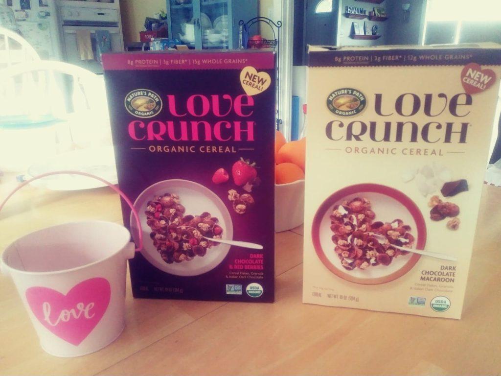 Love Crunch Cereals