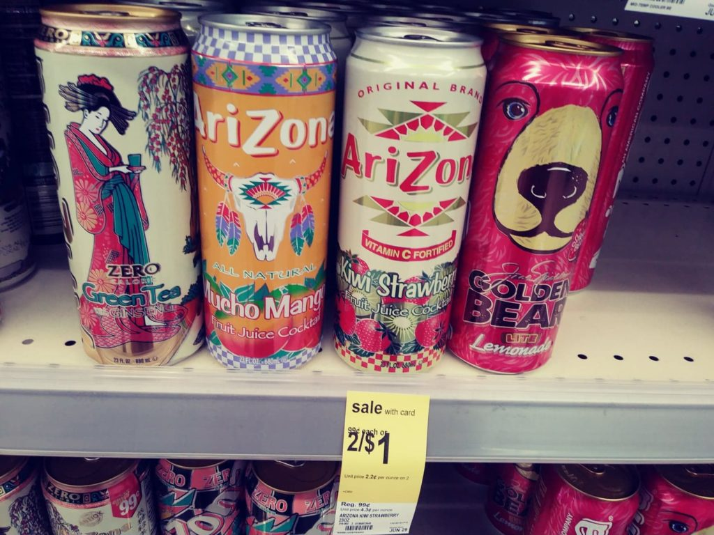 This image has an empty alt attribute; its file name is Arizona-Tea-1024x768.jpg