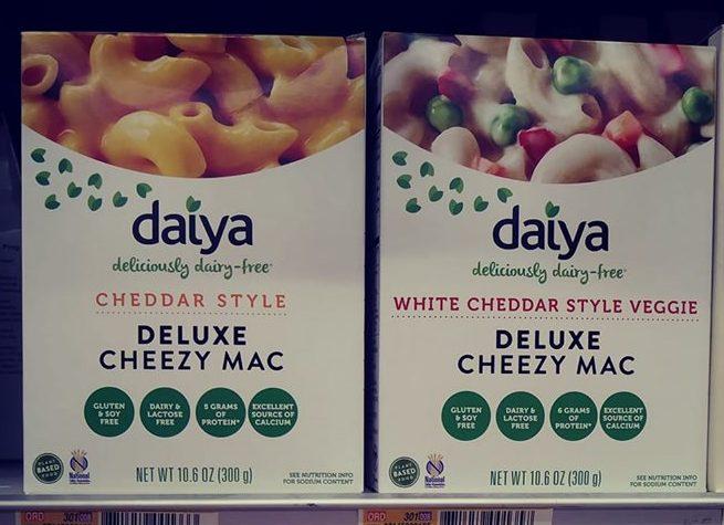 Daiya deluxe cheezy mac