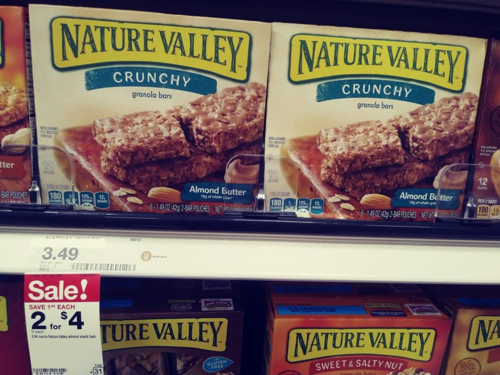 This image has an empty alt attribute; its file name is Nature-Valley-Bars-1024x768.jpg