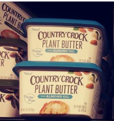 Country Crock Plant Butter Tub