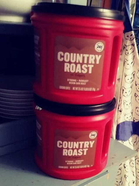 Folger's Country Roast Coffee