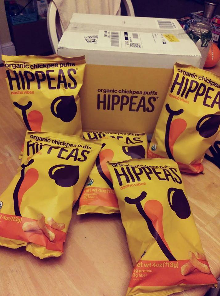 Hippeas bags