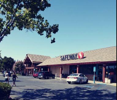 Safeway store building