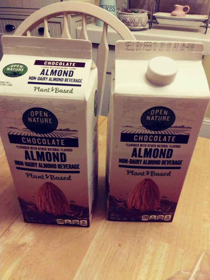 Open Nature Chocolate Milk