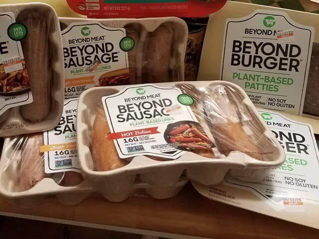 Beyond sausage packs