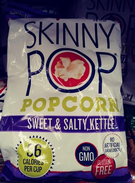 Skinny Pop Kettle Corn