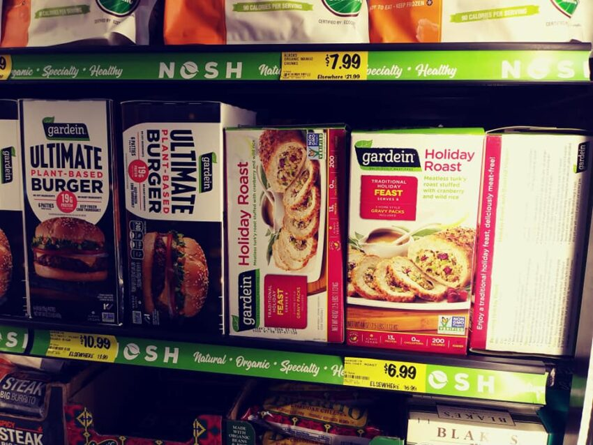 Gardein Holiday Roast Grocery Outlet