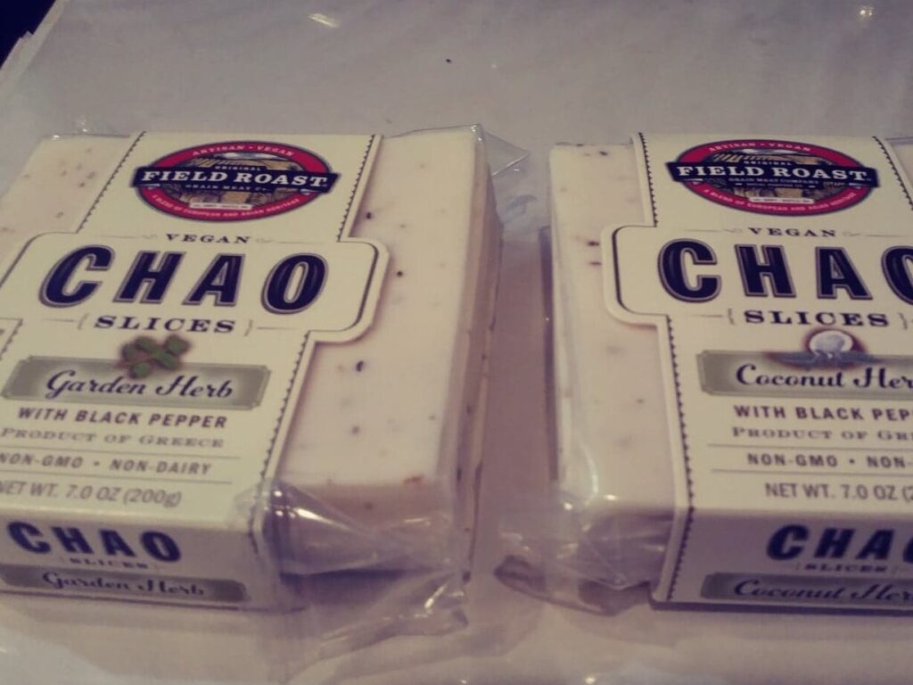 image of Chao Cheese Slices