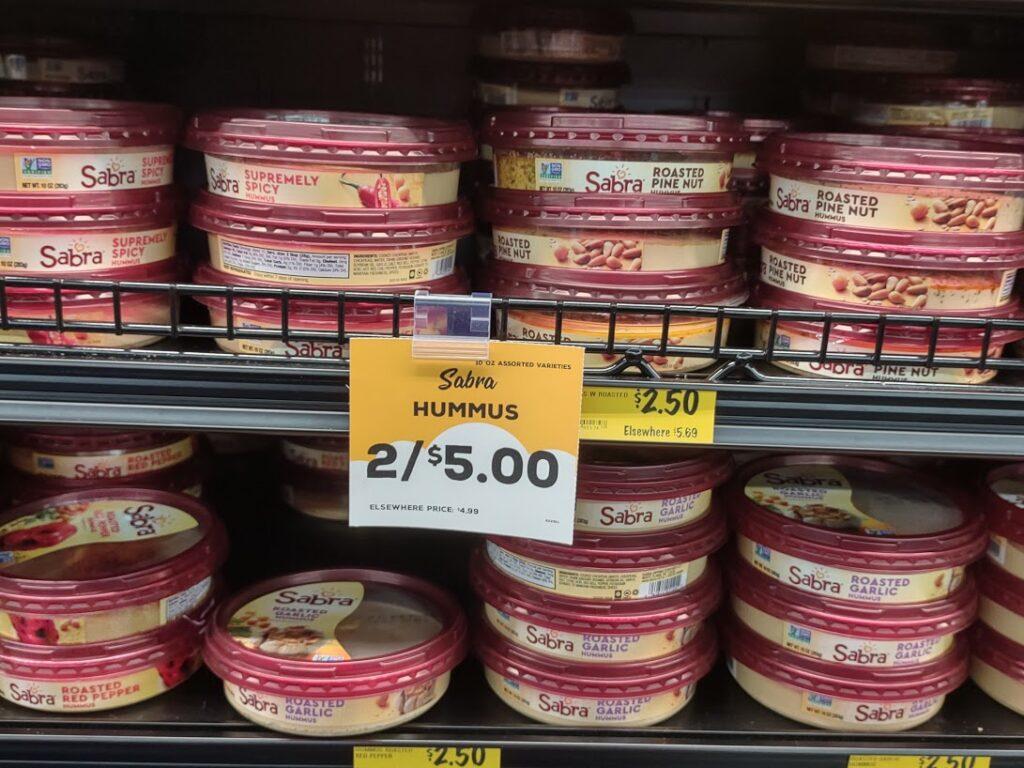 Hummus 2/$5