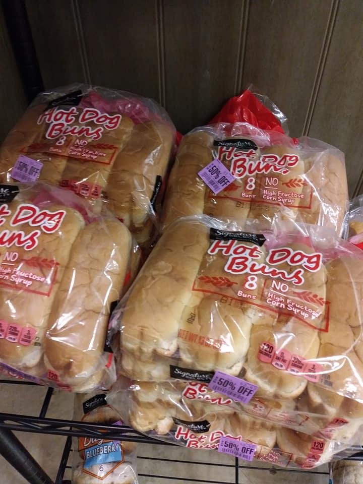 Safeway-hot-dog-buns