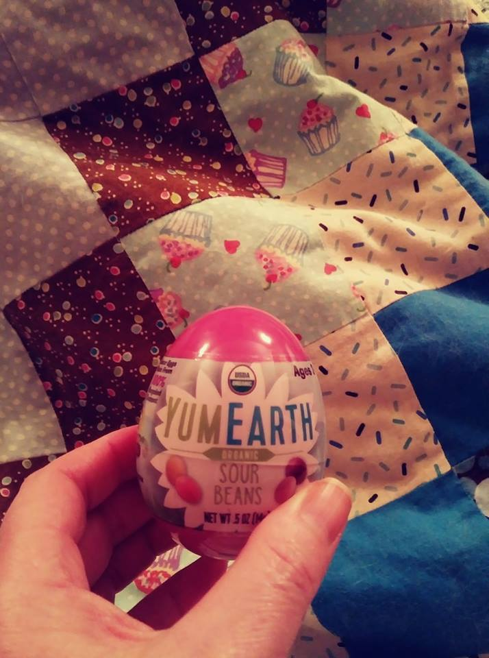 yum earth eggs