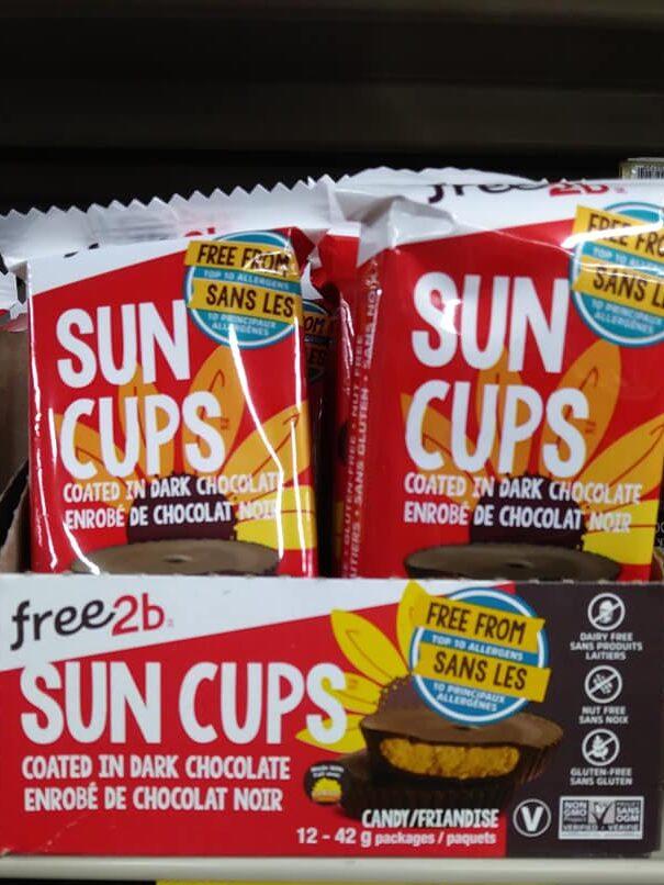 Free 2 B Sun Cups