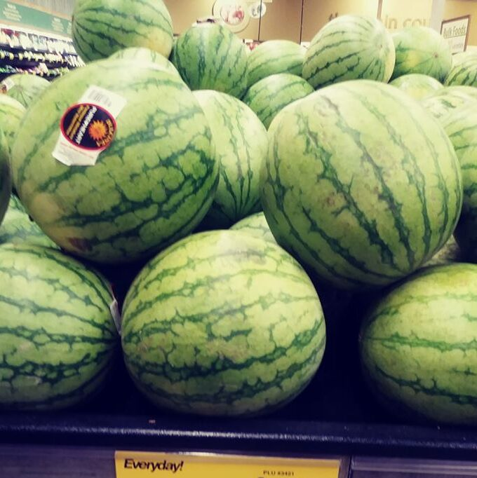 Small Watermelons $4.99