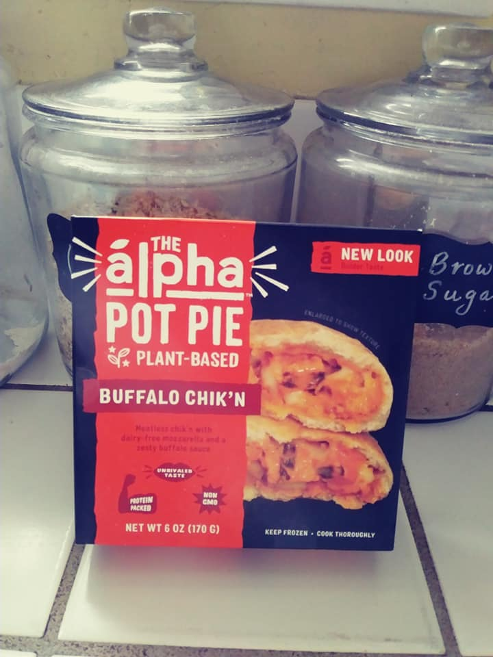 Alpha Buffalo Chik'n Pot Pie