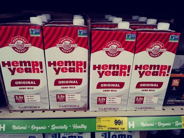 Hemp Yeah Milk